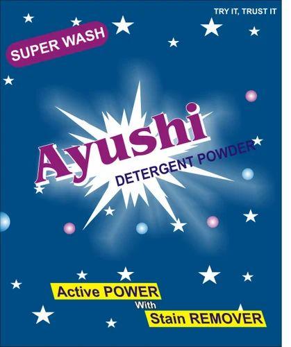 Ayushi Detergent Powder