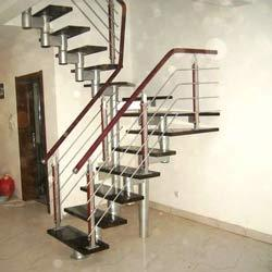 Stylish Aluminum Stairs