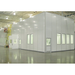 Industrial Clean Rooms
