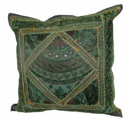 CTC Mirror Patch Cushion Cover