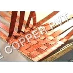 Fabricated Copper Strips
