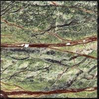 Rain Forest Green Stone