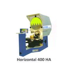 Horizontal Profile Projector
