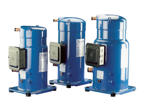 Danfoss - S series HVAC Commercial Scrolls Compressors