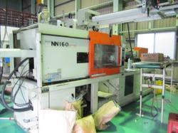 160 Ton Niigata Used Injection Molding Machine