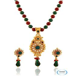 Kundan Fashion Pendant Set