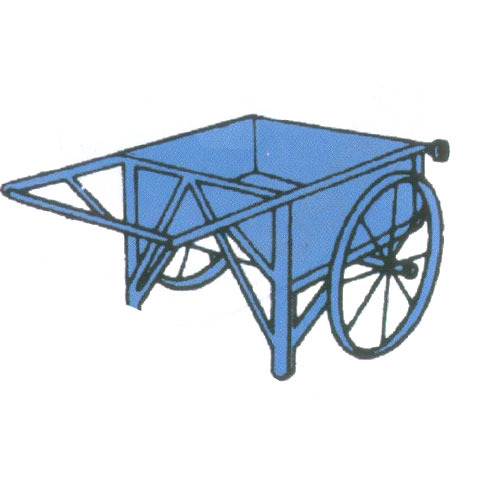 Construction Tipping Type Trolley