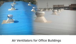 Air Ventilators for Office Buildings