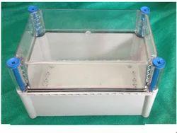 Polycarbonate Transparent Thermoplastic Enclosures