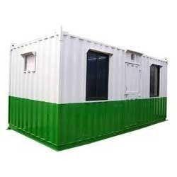 Small Portable Cabin