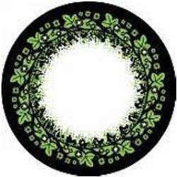 Veil Green Color Contact Lens