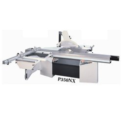 Sliding Table Panel Saw with Driven Scorer