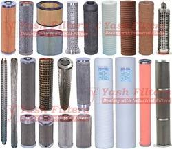 Industrial Filter Cartridges
