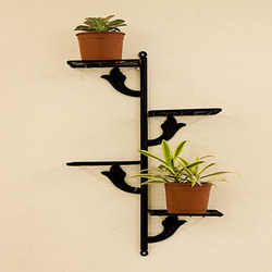 4 Pot  Wall Stand