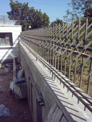 Boundary Wall Railing