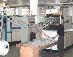 cup disposable making machine