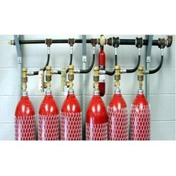 Fire Protection Gas Suppression System Fire Protection Gas