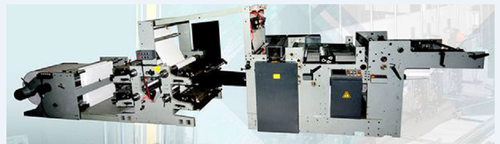 High Speed Ruling Machine