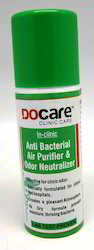 docare antibacterial air purifier and odour neutralizer