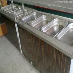 Bain Marie Food Counter