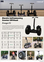 freego self balancing electric scooter 48 volt f3