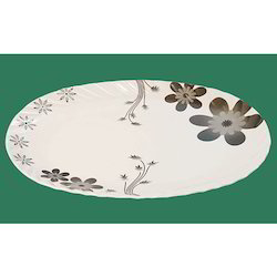Serving Rice Plate