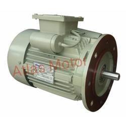 Single Phase Flange Mounted Motor