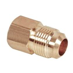 Brass Flare Female Connector