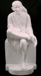 Marble Statue Shirdi Baba