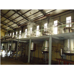 Steam Cum Hydro Distillation Unit
