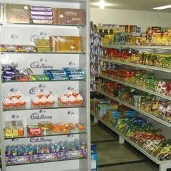 Departmental Shelves
