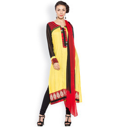 Ladies Casual Party wear Long Dress Kurtas