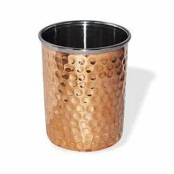 Copper Straight Glass