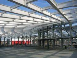 steel structural designing