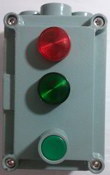 Flameproof Pass Box Interlock System