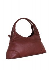 Buff Leather Women Handbags