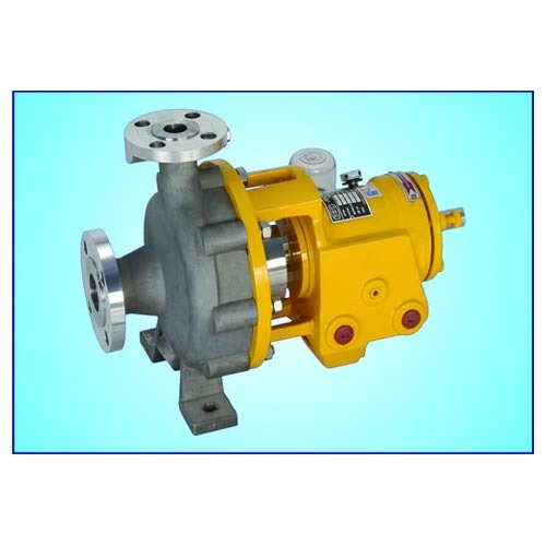 Open Type Centrifugal Chemical Process Pump, Max Flow Rate: Up to 800 M3/hr