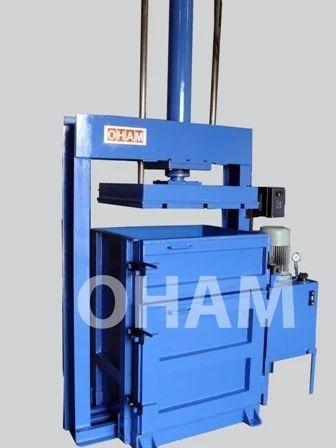 Paper Waste Baling Press