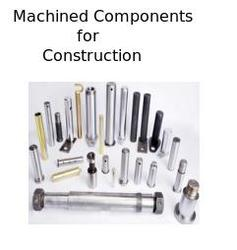Machined Components For Construction