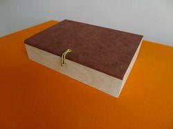 LP 5 Flat Top Leatherette Box