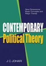 Contemporary Political Theory