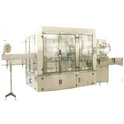 Fully Automatic Rinsing Filling Capping Machine