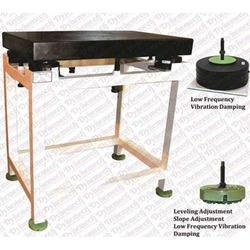 Shock Resistant Table-Vibration Isolated Tables