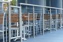 Aluminum Railing Works for Balcony