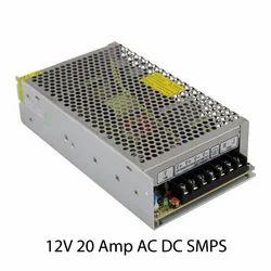AC DC SMPS (24volt 10amp/12v20amp)