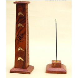 Wooden Incense Towers