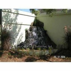 Garden Waterfalls