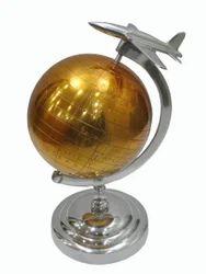 Aluminum Globe De