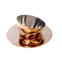 Copper Steel Multi Purpose Bowl with Underliner