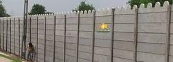 RCC Ready Made Concrete Precast Compound Wall